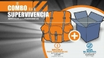 Kit de supervivencia en caso de desastres - Noticias de combo de la supervivencia