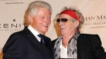 Bill Clinton vaciló a Keith Richards - Noticias de norman mailer