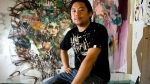 Ganó billetón por pintar una oficina de Facebook - Noticias de david choe