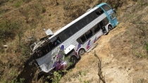 Identifican 16 cuerpos de accidente de bus en Piura - Noticias de accidente de bus