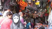 Mercado Central raya con disfraces de Halloween c3220c78e390