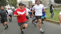Ollanta participará en maratón We Run Lima 10K - Noticias de nike we run lima